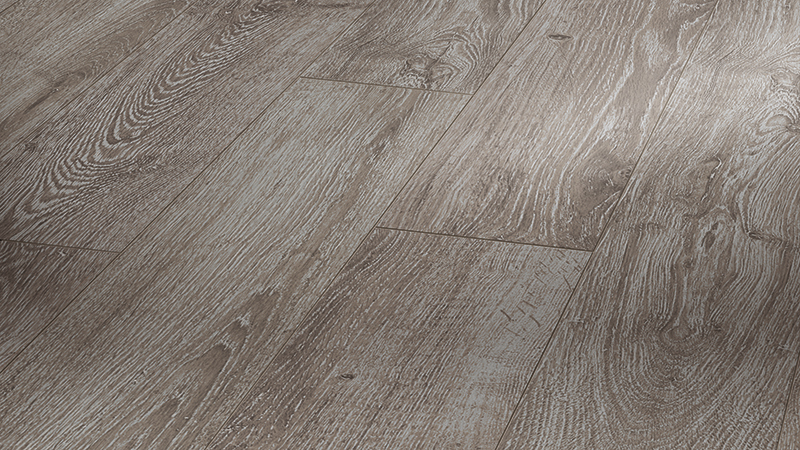 LAMINATE-OAK LIGHT GREY